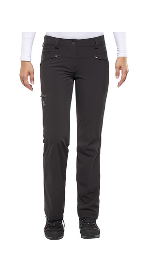 Salomon Wayfarer - Pantalones de Trekking Mujer - negro